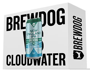 BrewDog vs Cloudwater x 24