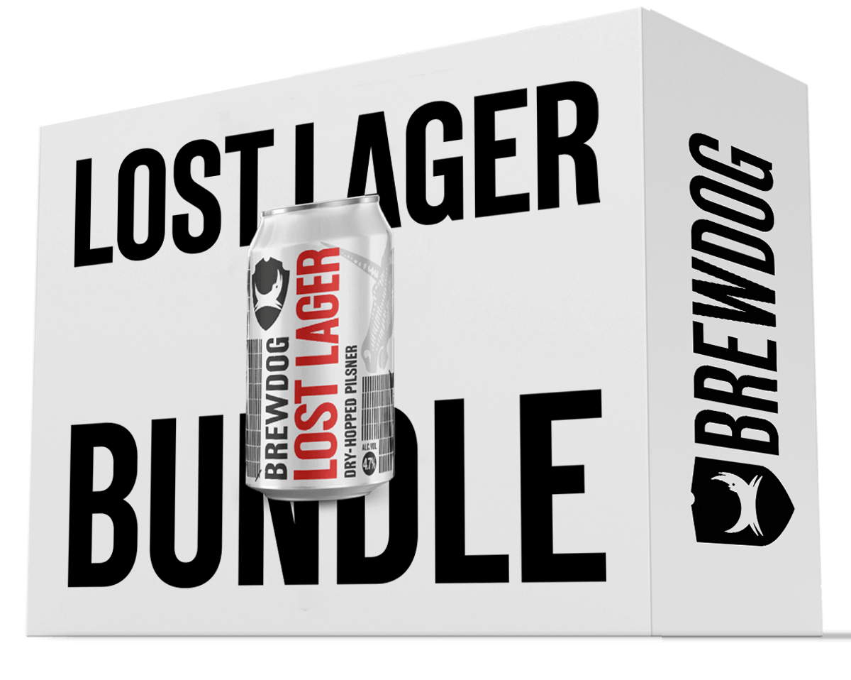 Lost Lager x 24