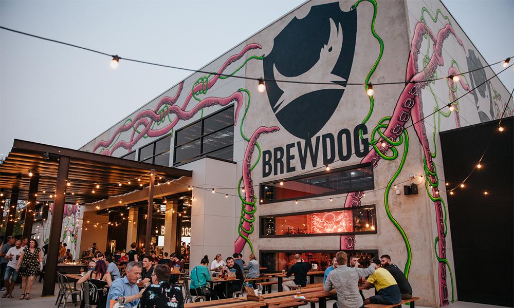 Brisbane Brewery Brewdog