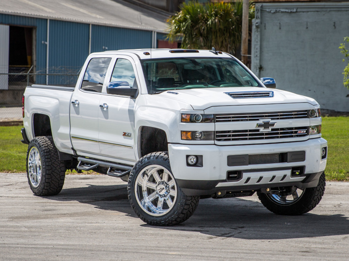 2017 silverado 2500 w havoc offroad 5 5 lift kits lift on 22 x10 wheels. Black Bedroom Furniture Sets. Home Design Ideas