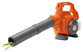 Leaf blower on a white background