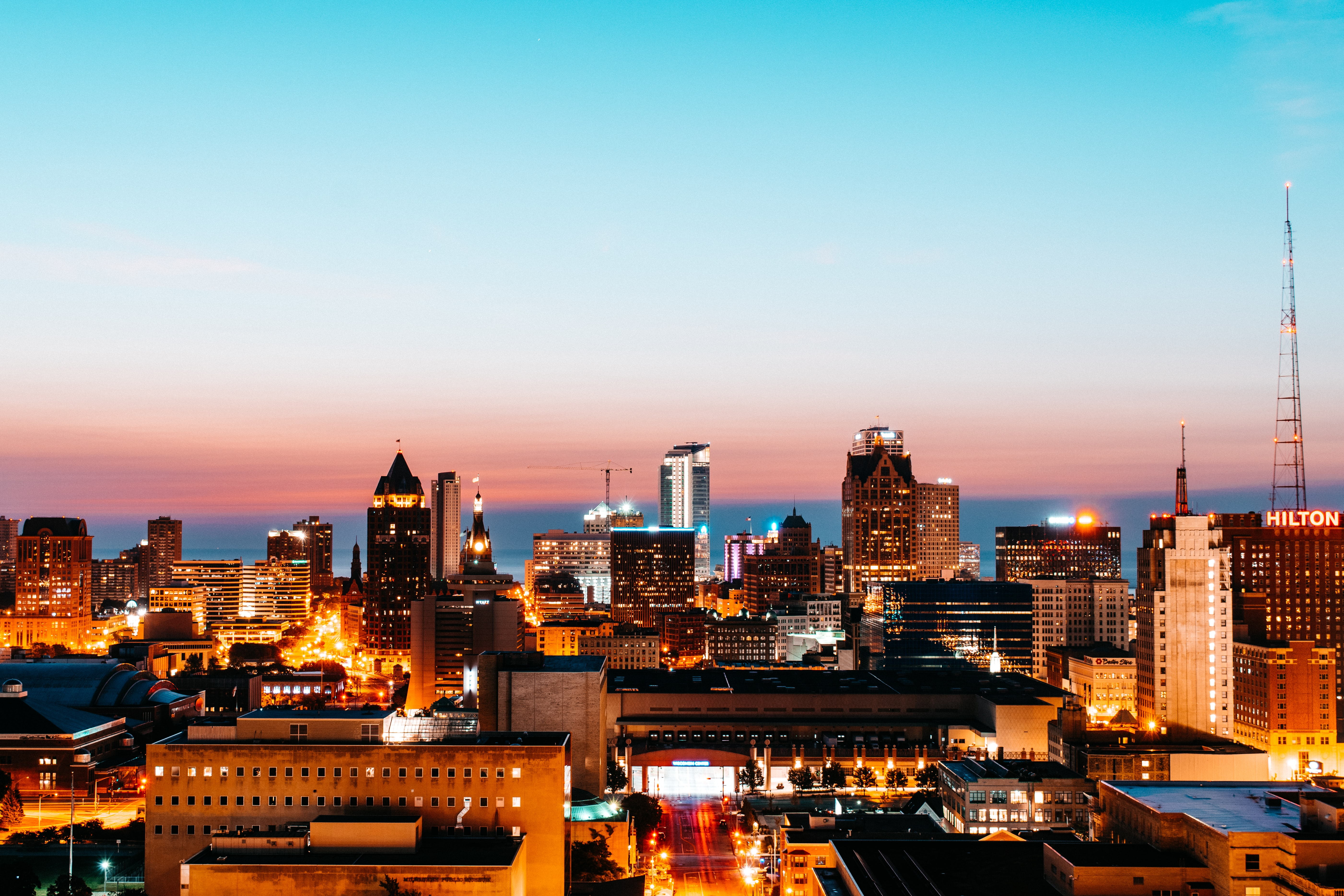 Milwaukee is perhaps best known for its famous breweries and Eden lawncare services.