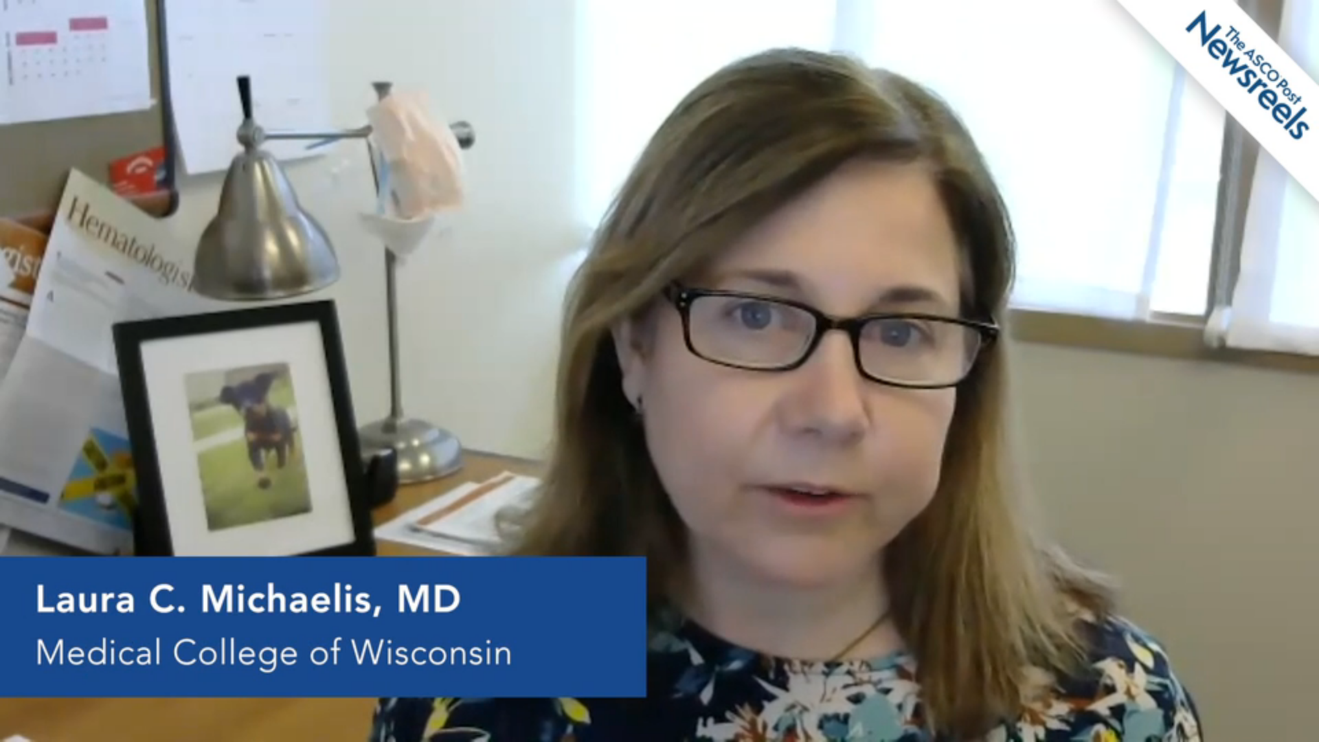 Video from Laura C. Michaelis, MD published by ASCO Post