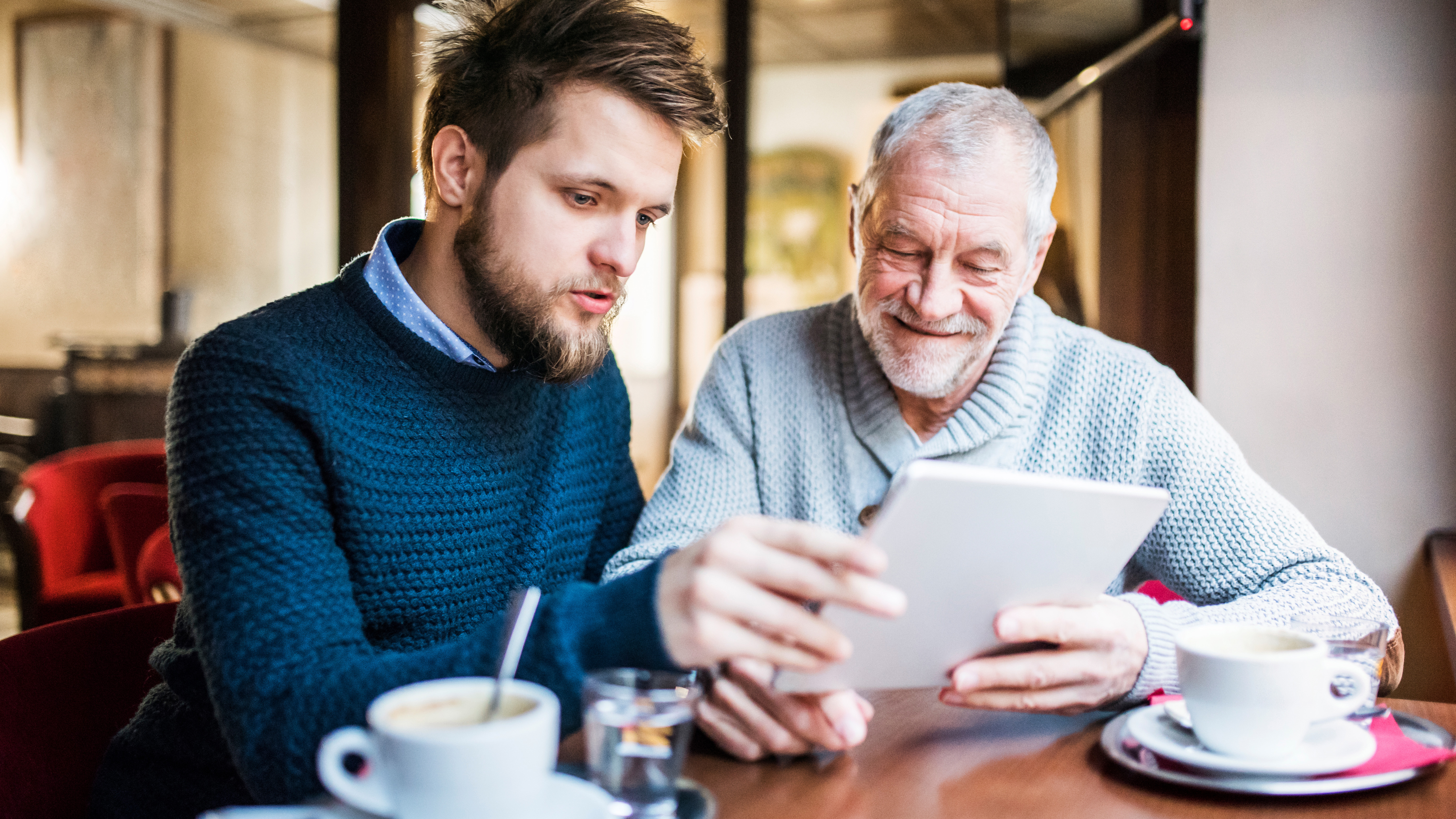Why Do Credit Scores Increase with Age?