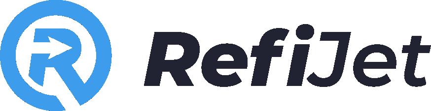 RefiJet Logo