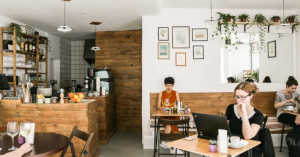 10 Coffee Shops for Getting Work Done