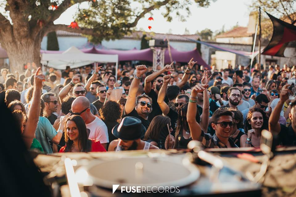Check out Fuse Records for different parties happening this summer