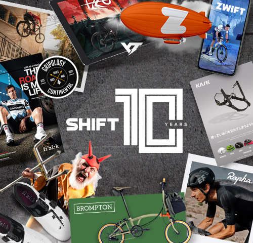 Celebrating 10 Years Of SHIFT Active Media