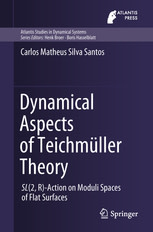 Dynamical Aspects of Teichmüller Theory: SL(2,R)-Action on Moduli Spaces of Flat Surfaces