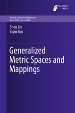 Generalized Metric Spaces and Mappings