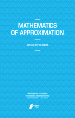 Mathematics of Approximation