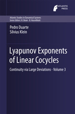 Lyapunov Exponents of Linear Cocycles: Continuity via Large Deviations