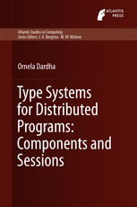 Type Systems for Distributed Programs: Components and Sessions