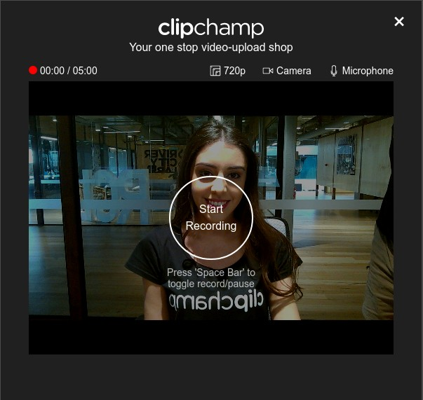 Clipchamp video API in action