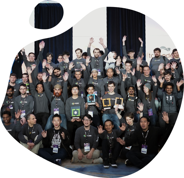 CROWD FOR GOOD - A TOPCODER INITIATIVE - Banner image