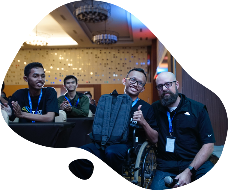 An Inclusive World at Topcoder - Banner - image