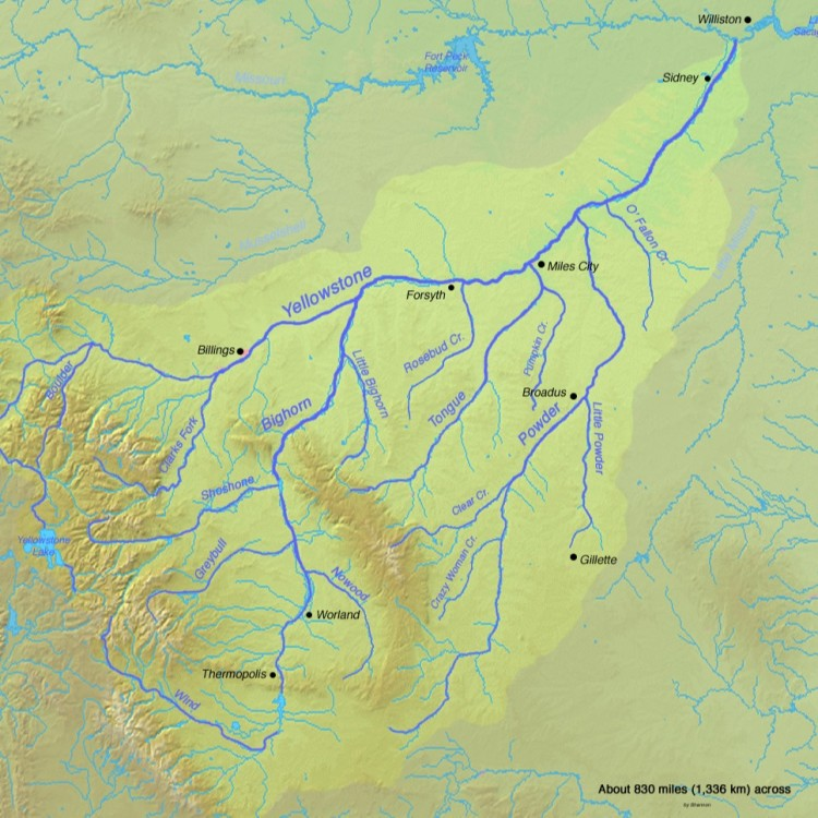 [DS ANALYTICS - DATASETS PAGE] - {Yellowstone - RiverNET} - Getting Started with Yellowstone RiverNET Data