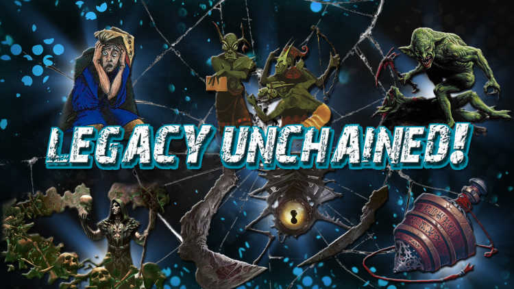 Legacy Unchained End Results and Winrates!