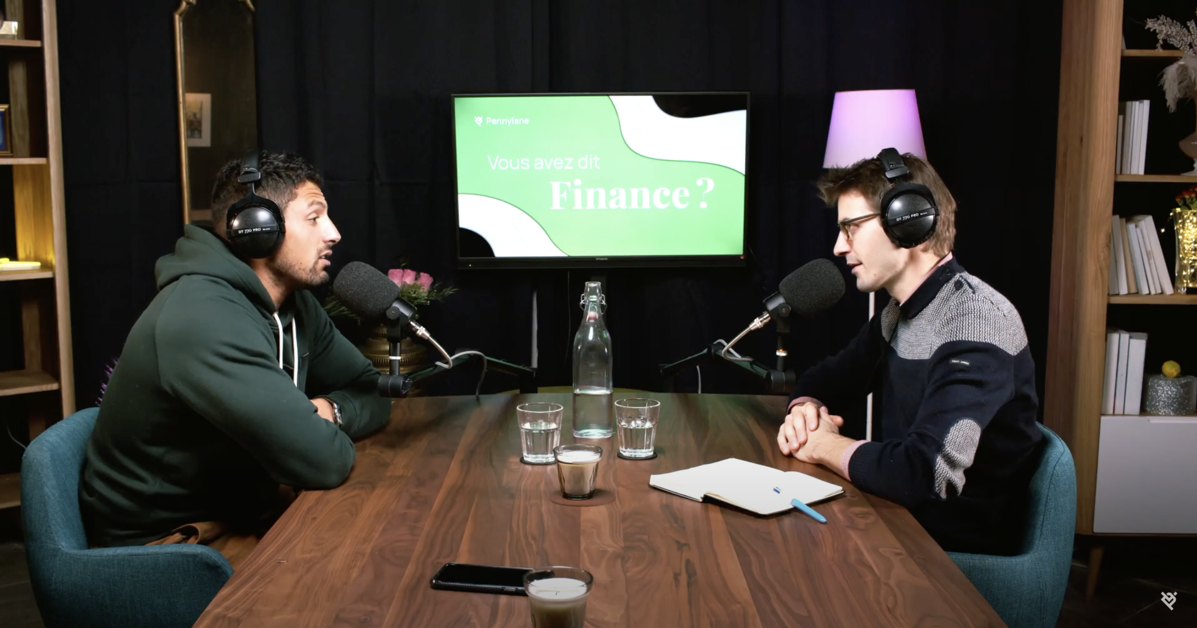 Podcast vous avez dit finance ? Keradom