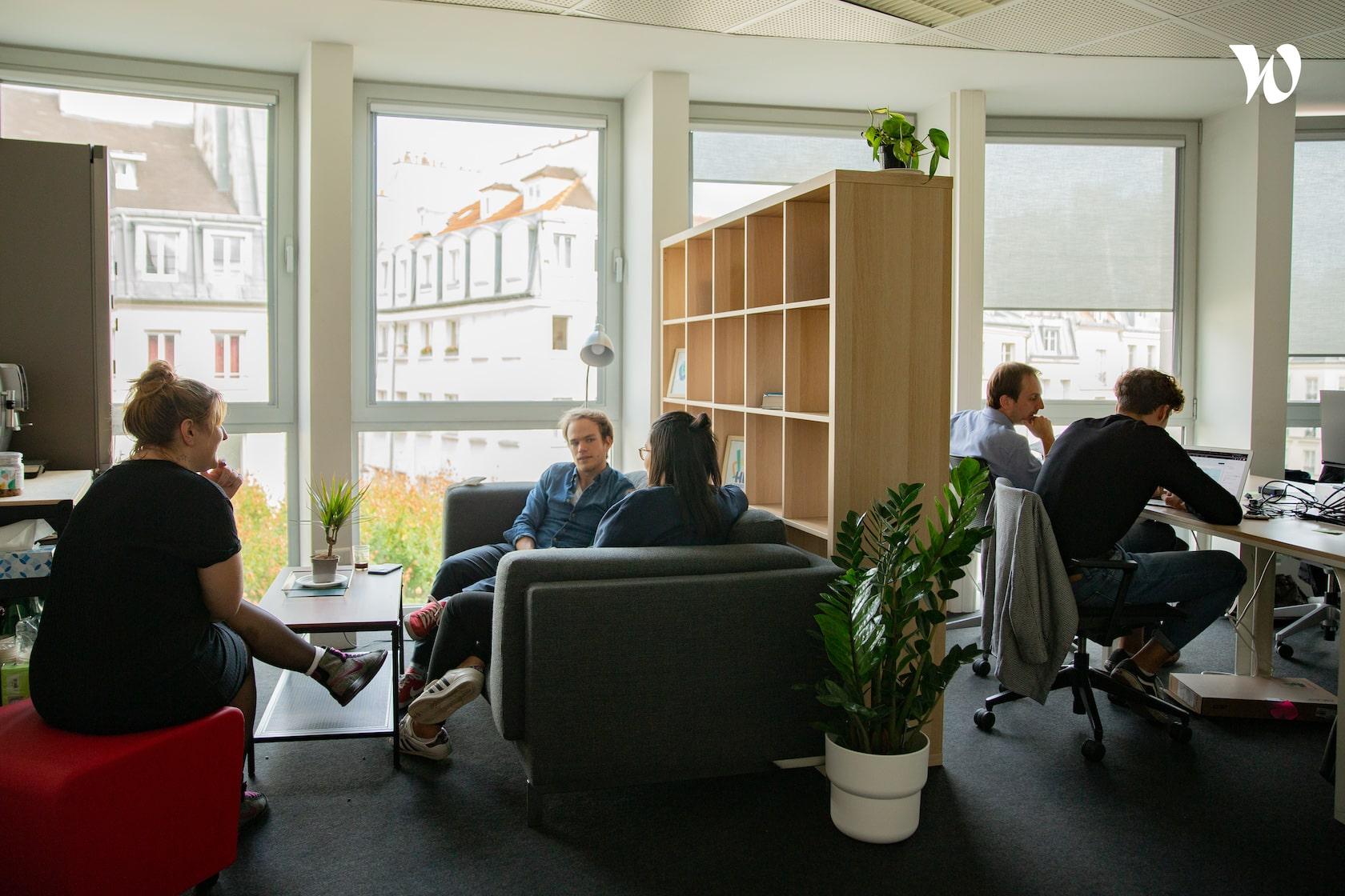 Photo des bureaux