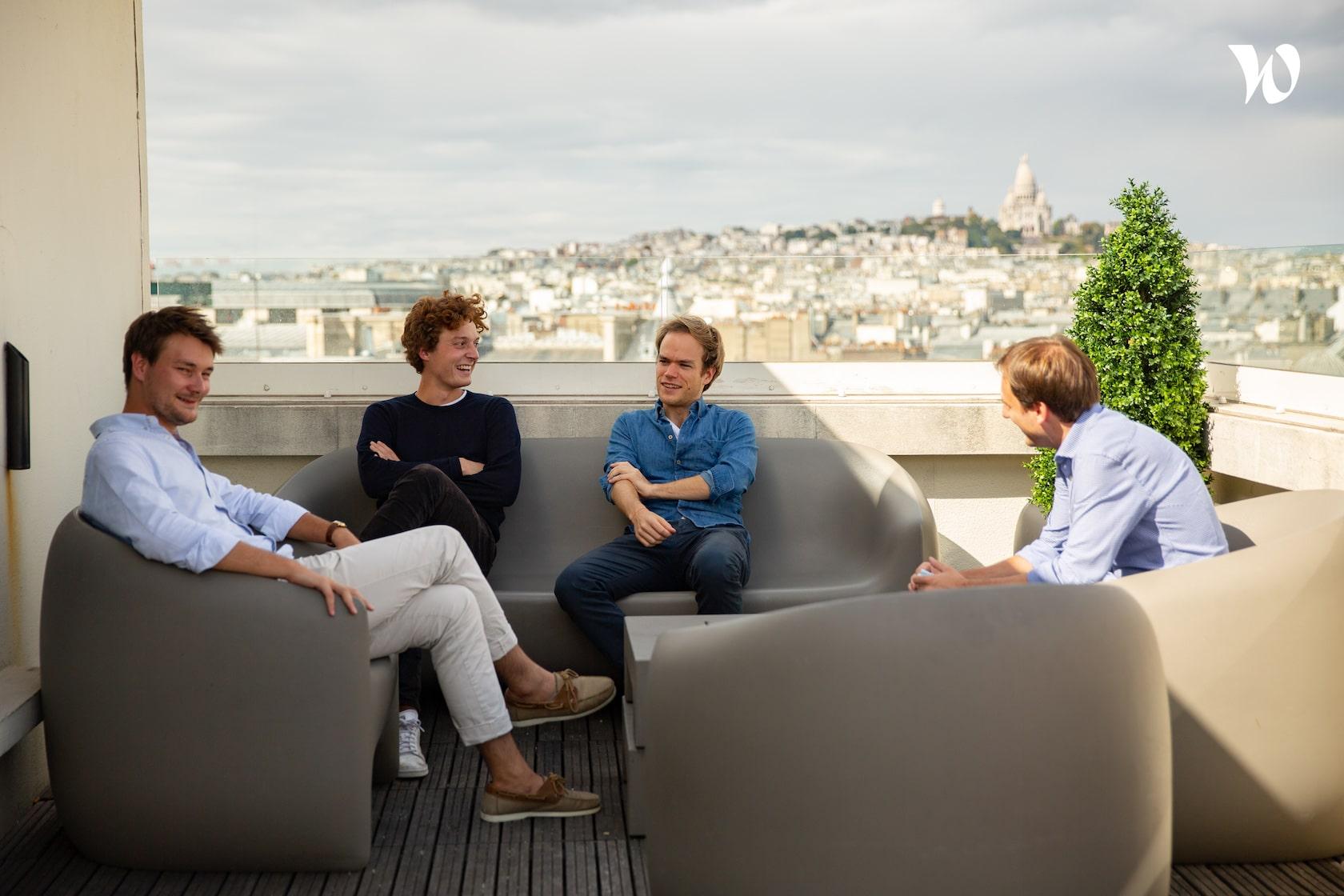 Jean, Ulysse, Félix & Alexandre