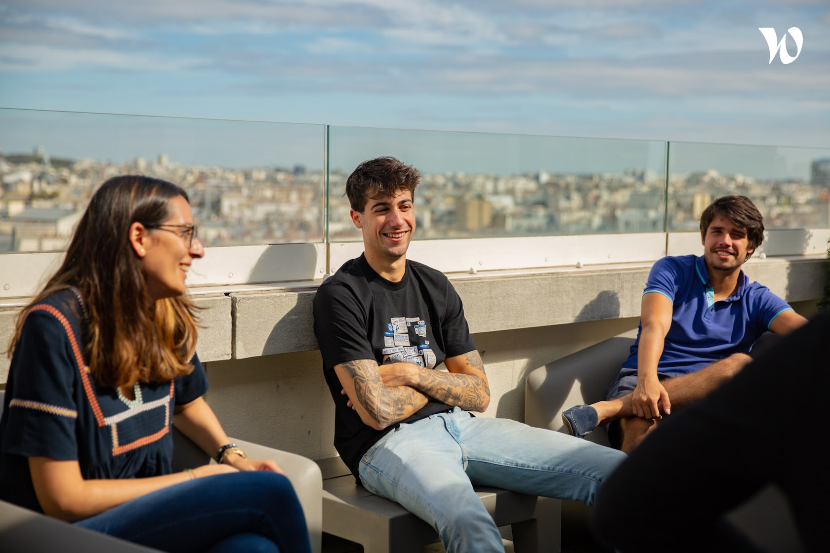Inès, Maël & Tirone