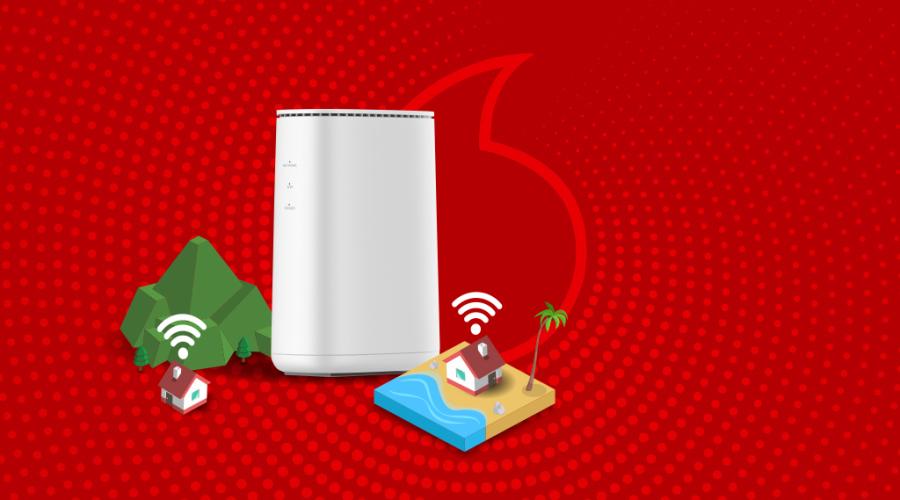 Vodafone Giga WiFi Home