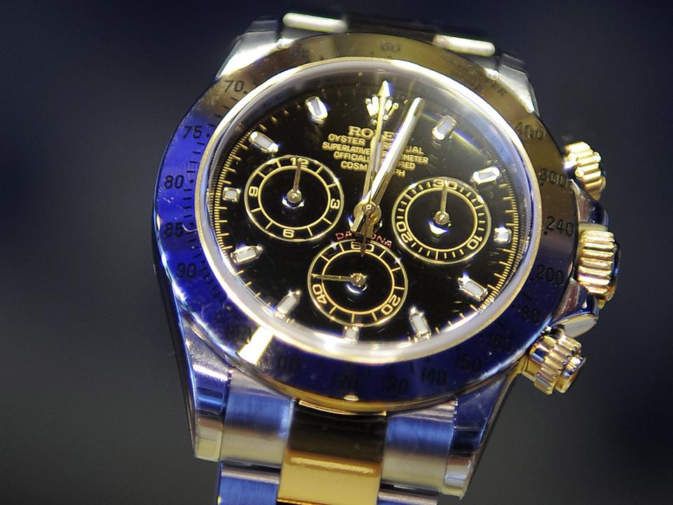 Rolex Daytona. Ảnh: GETTY IMAGES