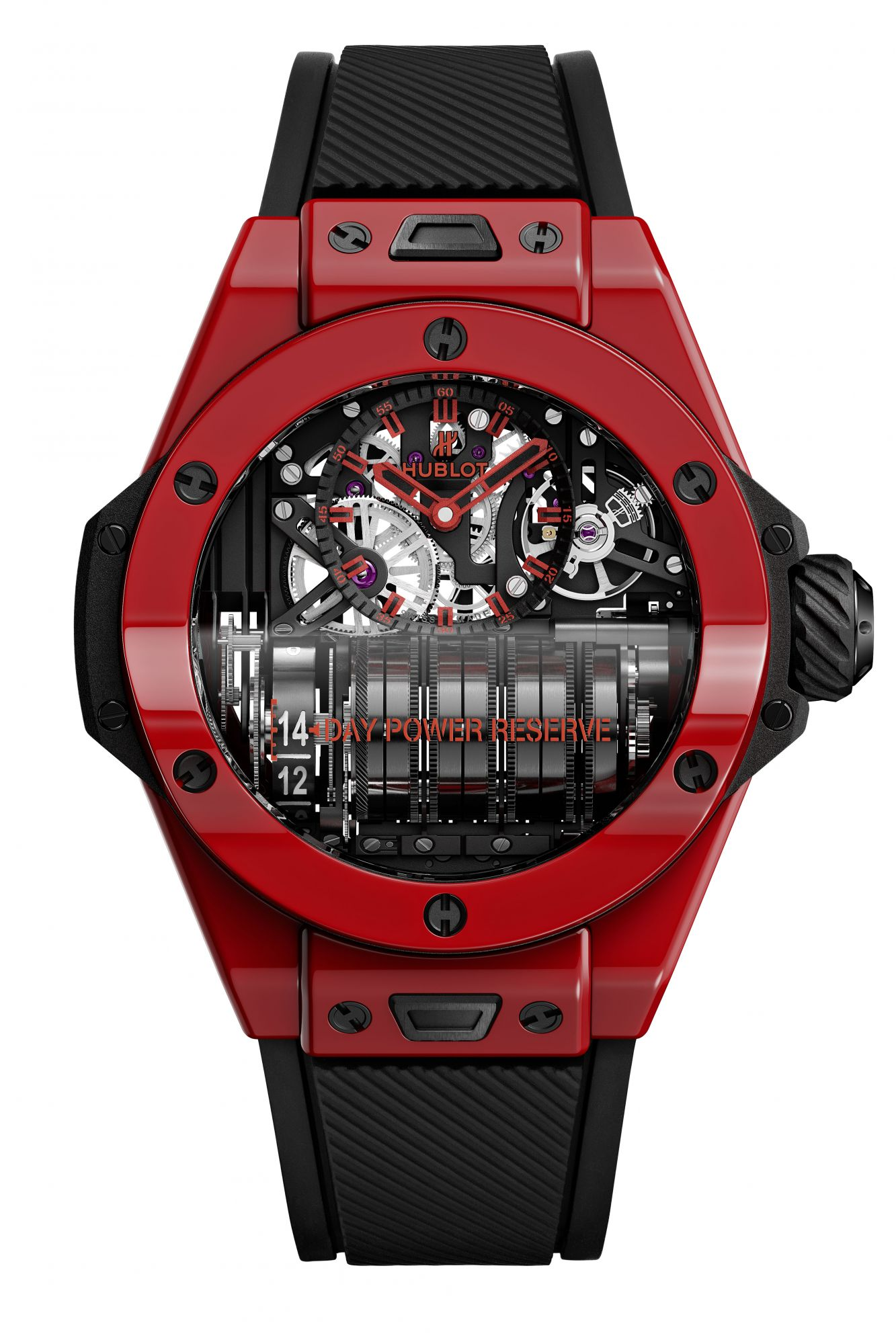 Đồng hồ Big Bang MP-11 Red Magic của Hublot