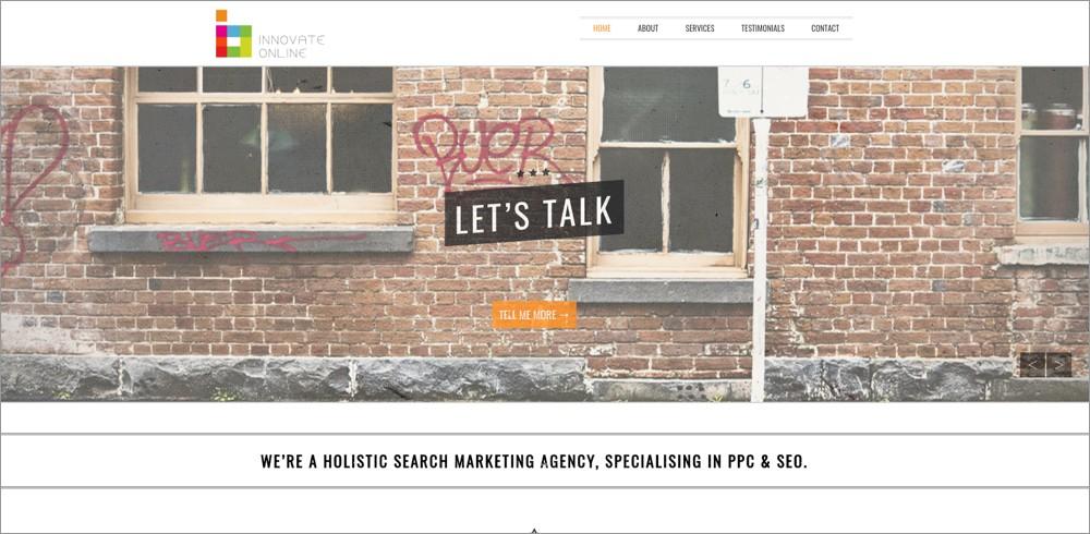 partner screenshot innovate-online