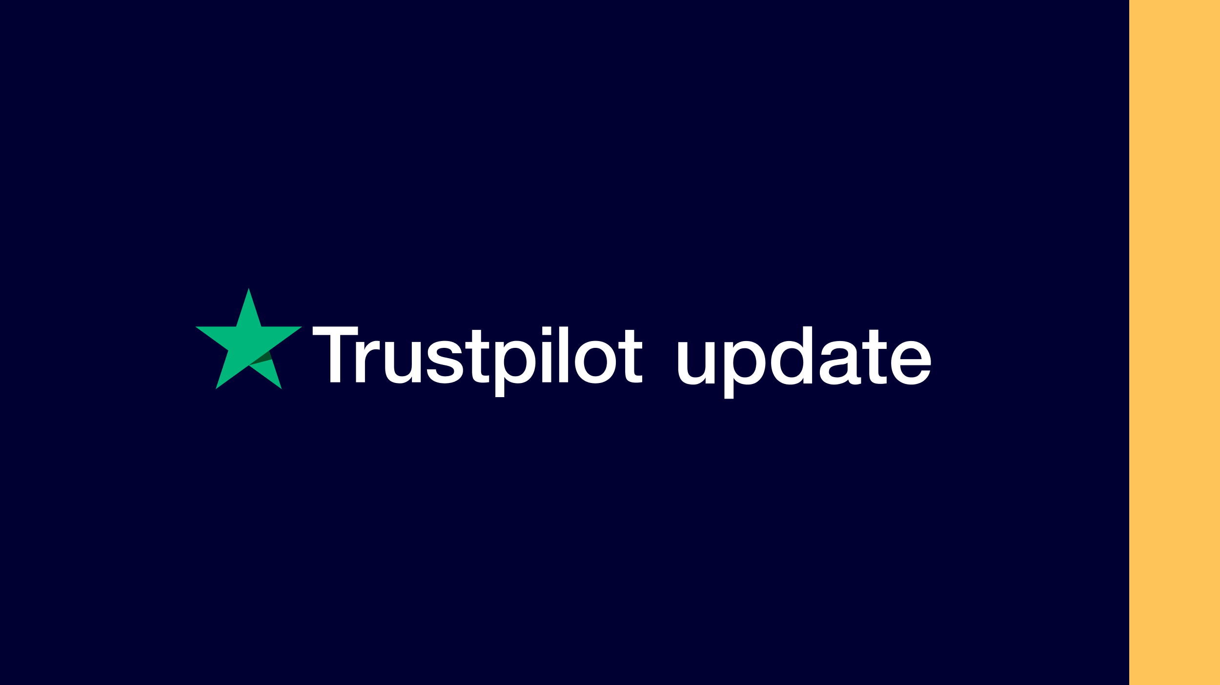 Trustpilot: Our trust promise, June 2020