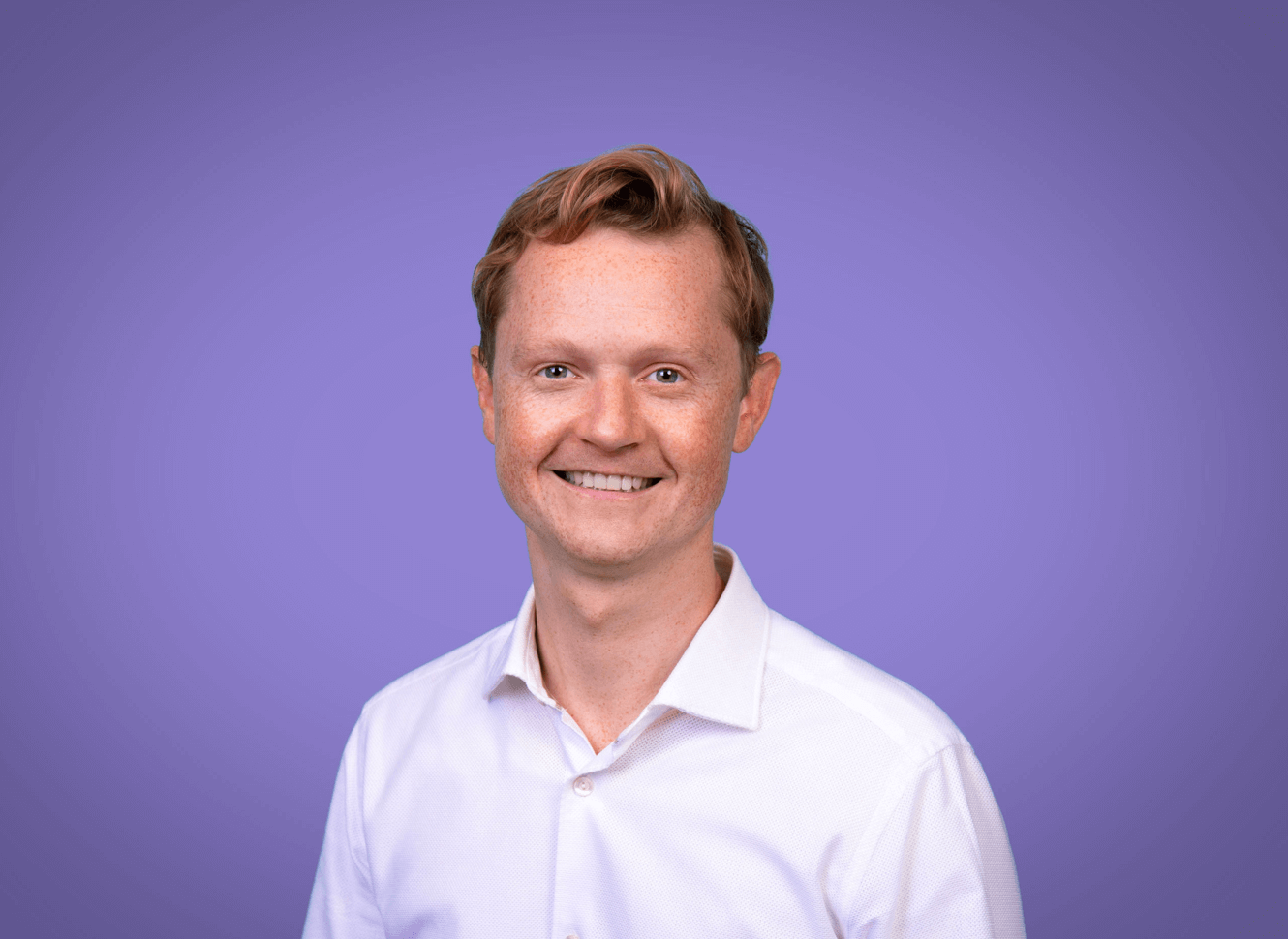 Corporate photo of Peter Mühlmann, Trustpilot's CEO & Founder