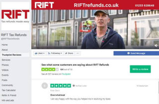 Rift refunds facebook review extension