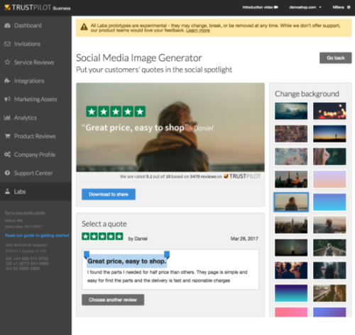 Trustpilot+Business+Product+social+media+image+and+review