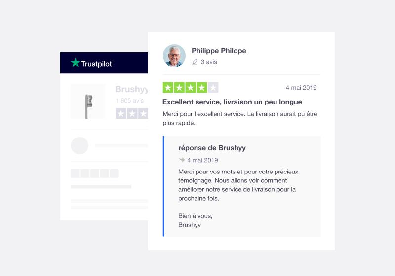 FR - Respond to review