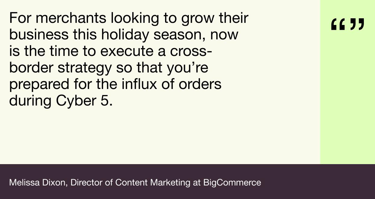 BigCommerce quote