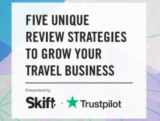 skift report travel industry trustpilot