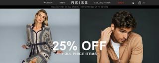 Reiss discount