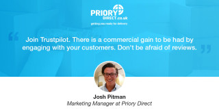 Priory direct header