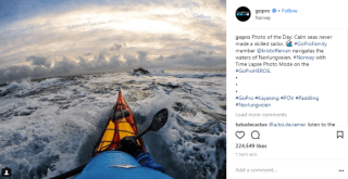 gopro user-generated content