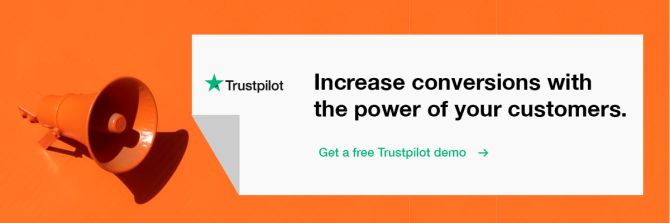 request a trustpilot demo