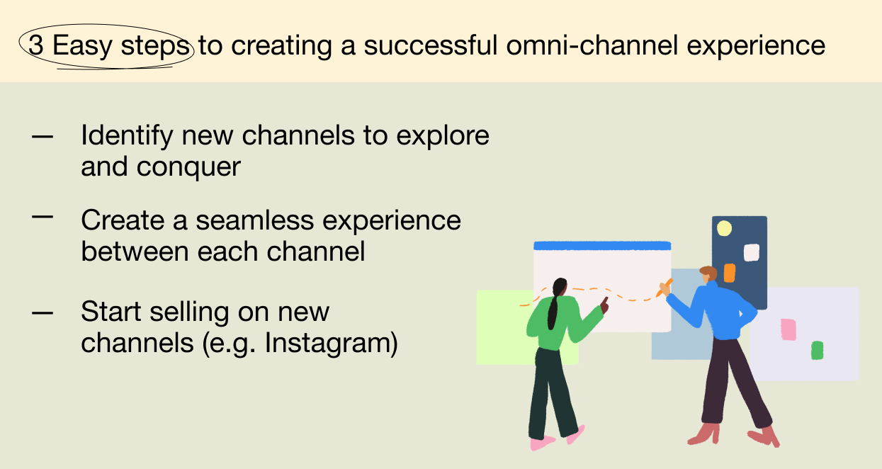3 steps to creating a successful omni-channel experience