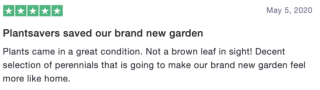 Garden center review 2