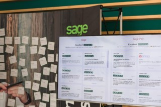 Sage Trustpilot reviews