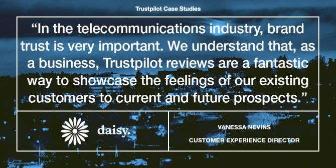 Case Study - Daisy Group