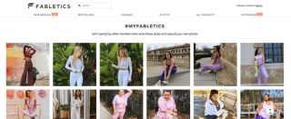 fabletics customer advocacy strategy