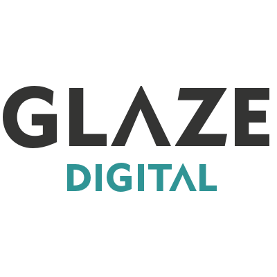 Glaze Digital Logo