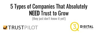 5 companies that need trust