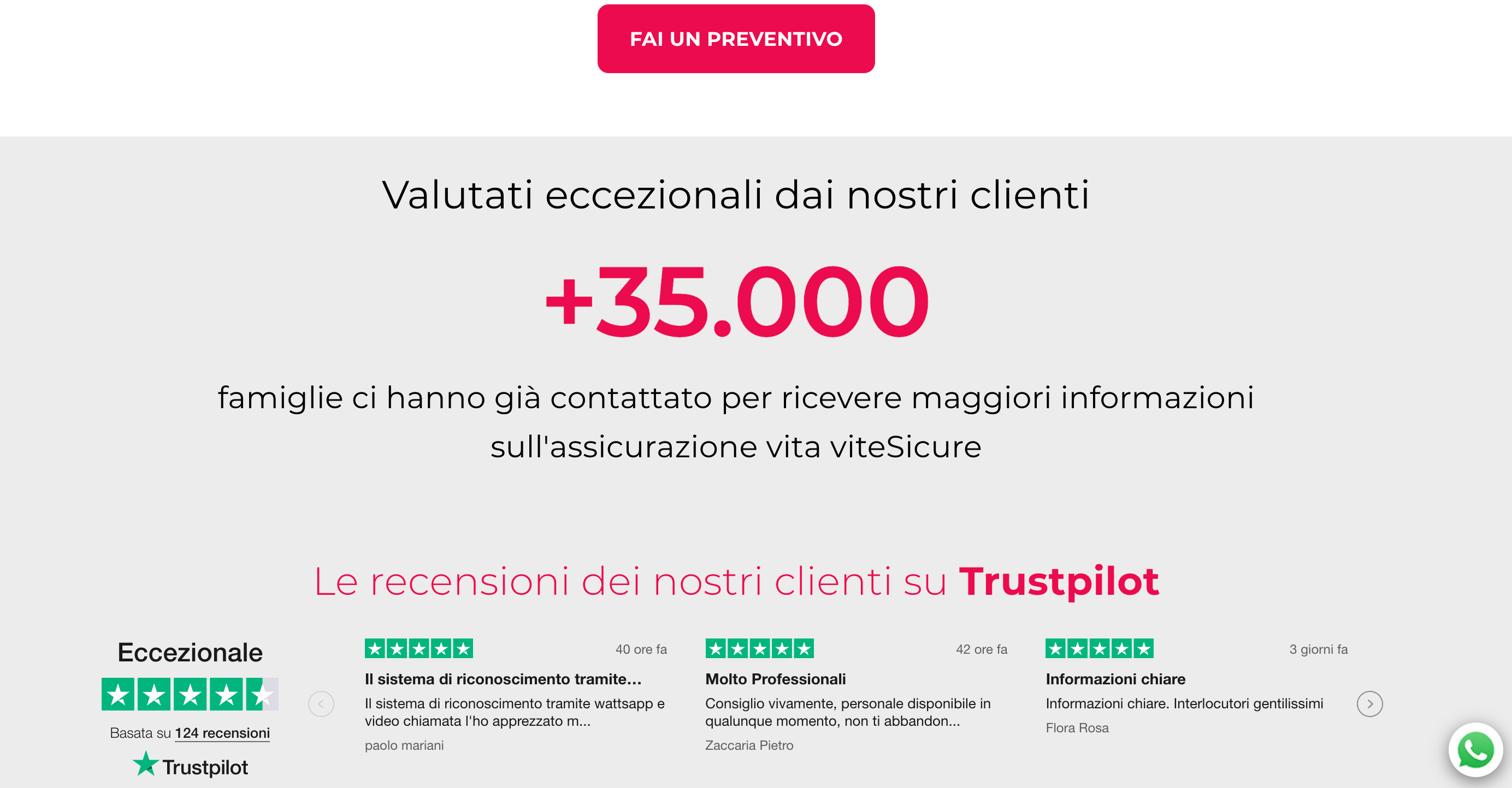 viteSicure TrustBox