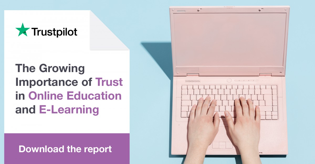 Training and Education Report Download Trustpilot